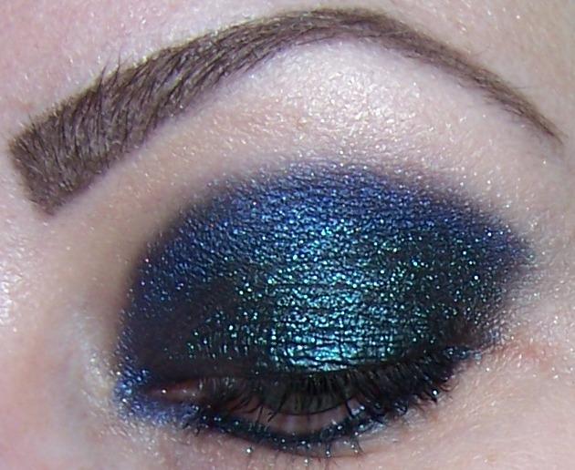 Oh My Gosh: EOTD: Harry Potter Blue