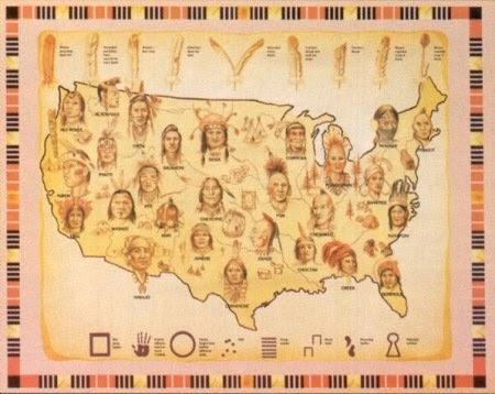 Caboclos e ancestralidade ind gena nomes ind genas norte - Fogli da colorare nativo americano ...