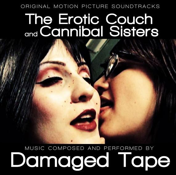 Tape The Erotic Couch Cannibal Sisters Soundtrack