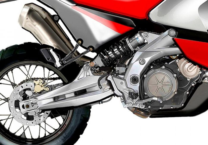 V Twin Sport Bikes. Their 450 and 550 v-twin dirt