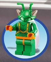 Twitch minifigure from LEGO Toy Story 3 set 7599 Garbage Truck Getaway