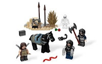 LEGO Prince of Persia set Desert Attack