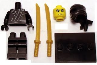 LEGO Collectible Minifigure The Ninja