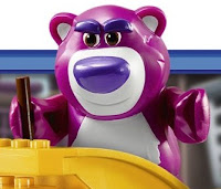 Toy Story 3 Lotso Minifigures