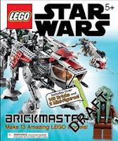 DK Brickmaster Star Wars Book
