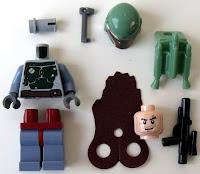 LEGO Star Wars Boba Fett Minifigure 2010