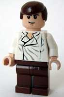 LEGO Star Wars Minifigure Han Solo Slave I 2010
