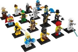 LEGO Collectible Minifigure Series 1