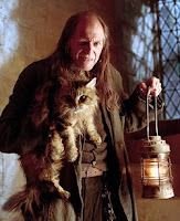 Reference Photo of Argus Filch