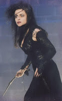 Bellatrix Lestrange Reference Photo