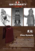 BrickTW Zhou Dynasty armor promotional poster