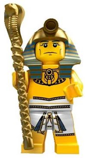 LEGO Collectible Minifigures Series 2 The Pharaoh
