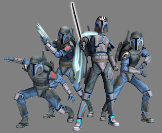 Star Wars Clone Wars Death Watch