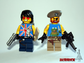 JasBrick's World War Z Zombie Hunters