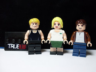 MinifigMaker's True Blood Custom Minifigures