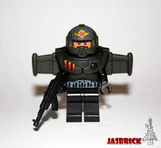 JasBrick's Brickviet Rocket Trooper