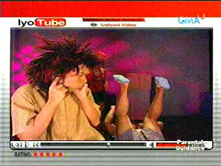 Heres The Latest Iyotube Video From Bubble Gang Featuring The Wacky Duo Moymoy Palaboy Roadfill Aired October 17 2008