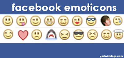 Facebook Chat Emoticons Full