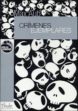 Crímenes Ejemplares, Max Aub.