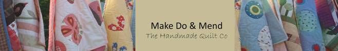 Make Do & Mend Quilts
