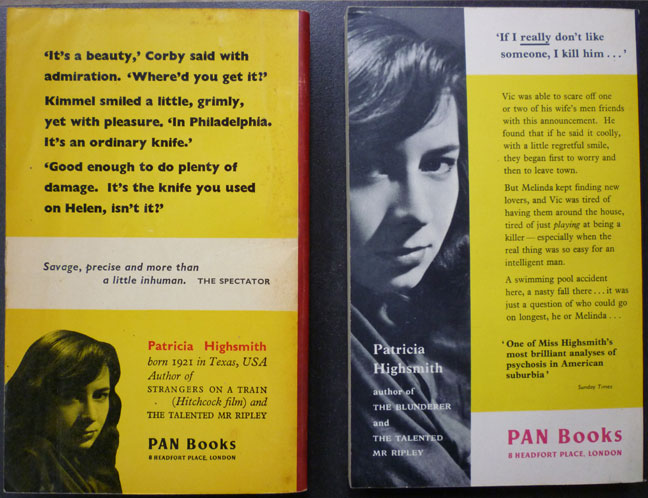 patricia highsmith essay