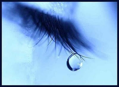 lágrimas nos olhos