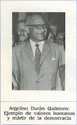 Argelino Durán Quintero