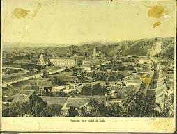 Panoramica de Ocaña en 1940