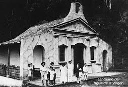 Santuario de la Virgen de Torcoroma en el año de 1886