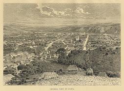 Panoramica de Ocaña en 1880