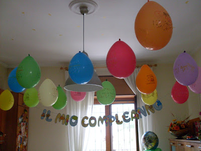 Dolci decorazionietentazioni il buffet della festa di for Tavolo 18 anni ragazzo
