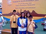 Tammalin Tanasugan with my sons