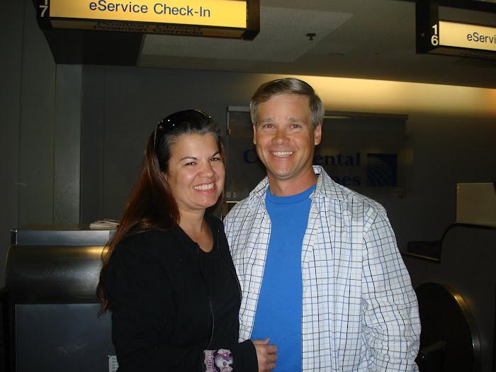 At SF Airport 4am Saturday