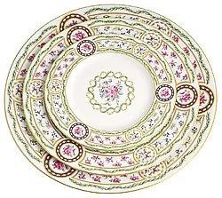 aparelho+de+jantar+de+porcelana+limoges PURO LUXO