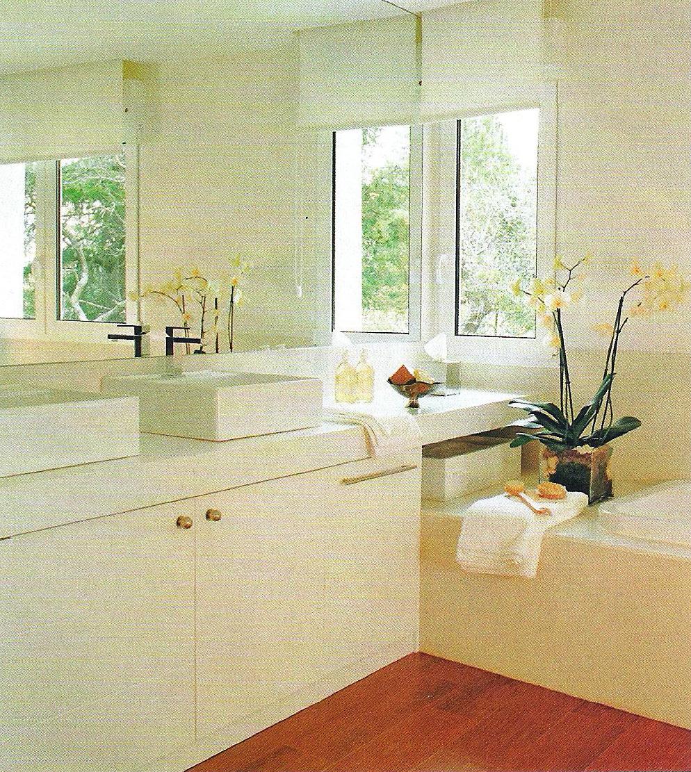 Decoracion De Baño Con Plantas: con Flores y Plantas Artificiales: Flores para el cuarto de baño
