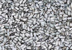 A degradação do meio ambiente é o resultado do efeito acumulativo dos desperdícios de cada um de nó