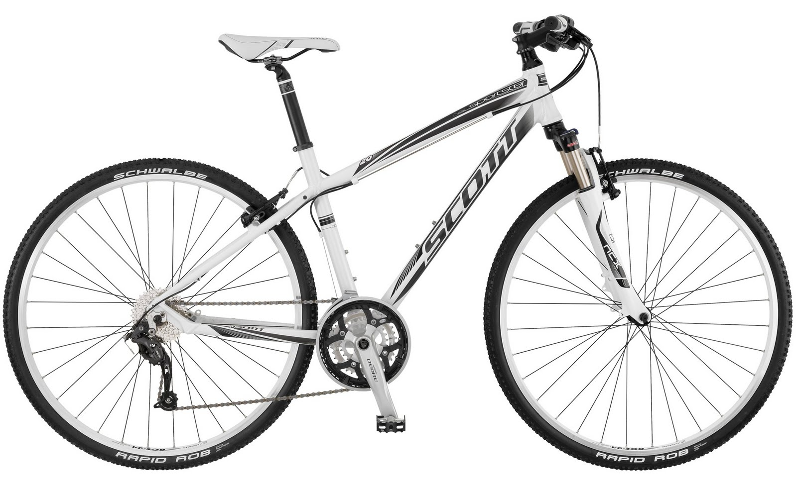 Todo-Bicicletas: Bicicleta Scott Sportster 20 Solution