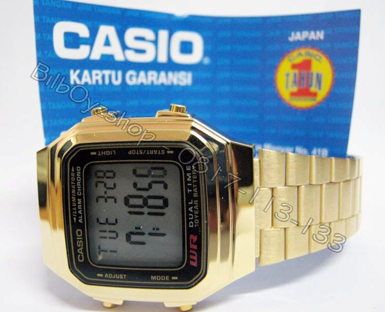 jam tangan lasebo on Label: CASIO , JAM TANGAN , ORIGINAL