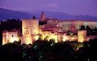 Granada, tierra de la Alhambra.