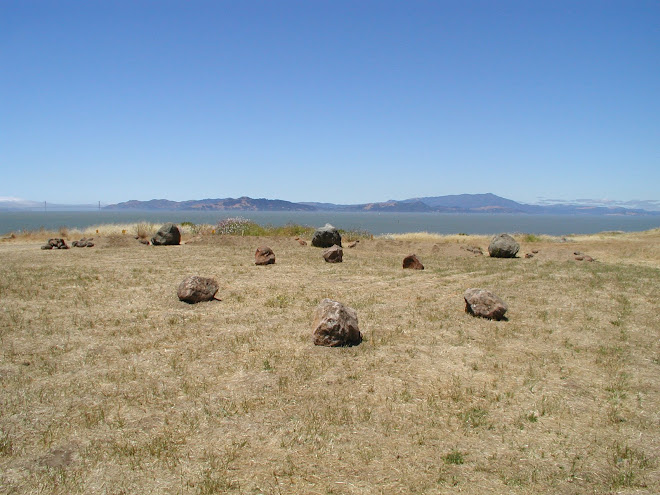 2002 - First Stones (Facing West)