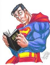 LEIA A BIBLIA E SEJA UM SUPER