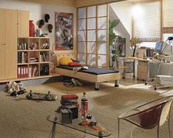 Маленькая однокомнатная квартира