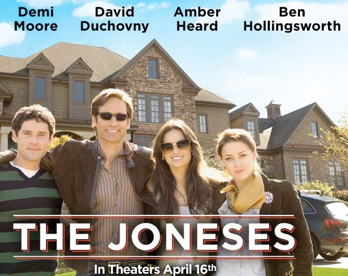 keeping up with the joneses movie. There#39;s a new movie that is