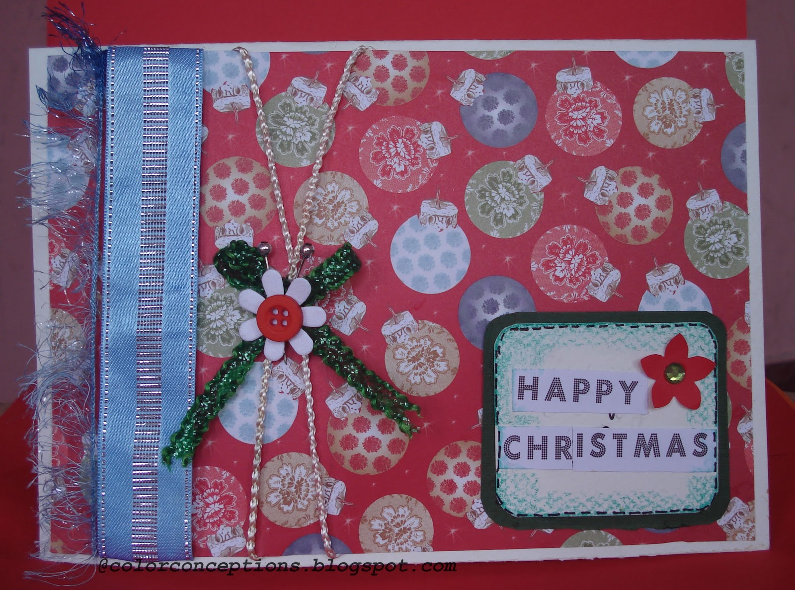 Knitting Patterns For Christmas Cards : Pattern Christmas Card   Design Patterns