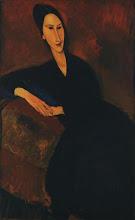 Portrait of Anna Zobrowska