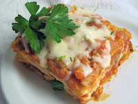 Part II: Peter&#8217;s Lasagna