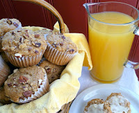 Kids Week: On-the-Go Breakfasts + Whole Grain Banana-Pecan Muffins