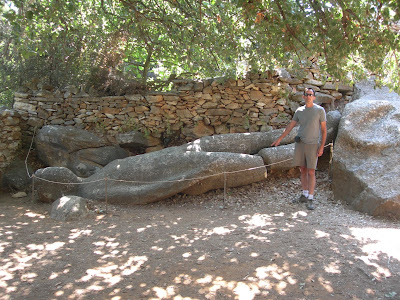 Adventures With Yo And Mo Keros To Naxos