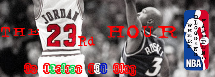 THE 23rd HOUR | Un blog Italiano sulla Nba
