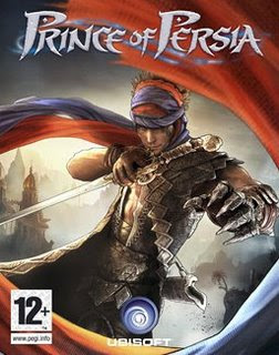 prince of persia 2008 cover